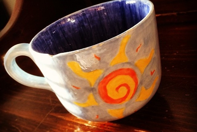 Laura's Mug