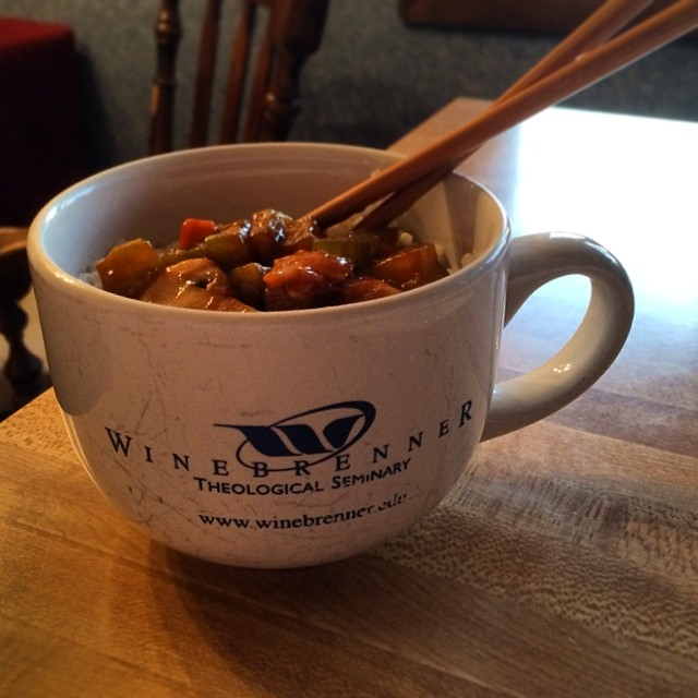 Winebrenner Mug