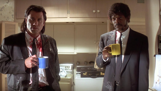 The Theology of Pulp Fiction